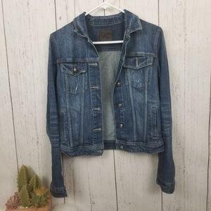 Articles of society jean jacket medium